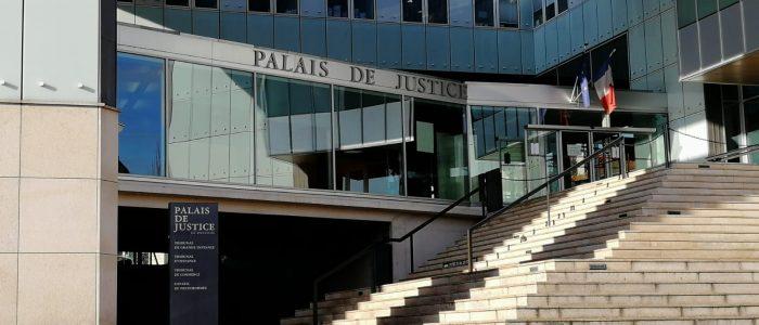Palais de justice proche du Cabinet ENJM